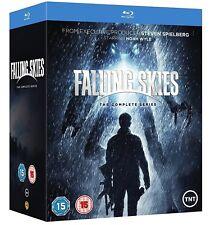 FALLING SKIES 1-5 2011-2015: COMPLETE Alien Invasion TV Seasons Series - BLU-RAY