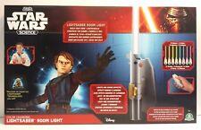 SW70150781 Star Wars:  Lichtschwert Raumlicht 8-farbig