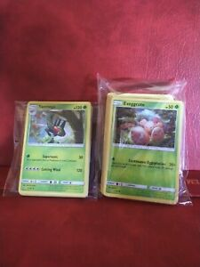 Pokemon Sun and Moon Ultra Prism Complete Common/Uncommon without trainers