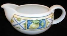 Royal Doulton LEMON TRELLIS Gravy or Sauce Boat