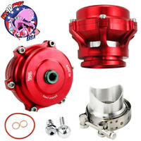 Q Series 50mm Blow Off Valve BOV fits TIAL Flange & Springs RED (Ver 2) - USA