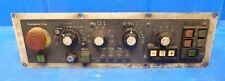 Siemens Sinumerik 3m Machine Control Panel 548 025 9003 .01