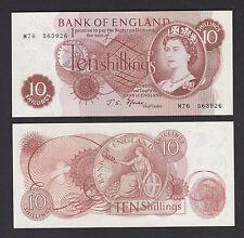 Great Britain 50 Shilling (1966-70) P373cr REPLACEMENT Prefix #M76 - AUNC