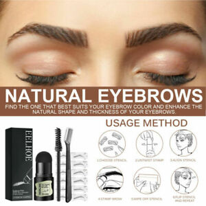 One Step Brow Stamp Shaping Kit Eyebrow Definer 2021 New Hot UK HOT FASHION