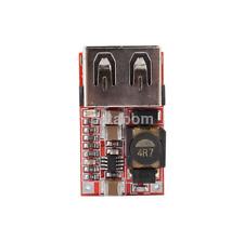 Best 6-24V 12V/24V to 5V 3A Car USB Charger Module DC Buck Step Down Converter