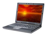 "DELL LATiTUDE D830 D820 15.4"" Core Duo, 64GB Solid STATE, 4GB RAM, Windows 10"