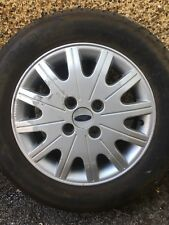 "Ford Fiesta MK7/8 15"" Alloy wheels 4 Stud, 12 Spoke Set x4 09/16"