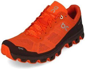 ON Running Cloudventure Men's Running Shoes, Flare/Dawn