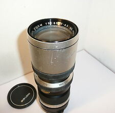 VINTAGE , SUN MINOLTA MD fit 85-210mm ZOOM LENS , GOOD WORKING ORDER,