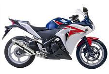 Honda CBR250R CBR 250 R 2011-2012-2013-2014  Musarri Alu slipon exhaust