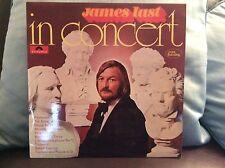 """JAMES LAST - In Concert 12"""" Vinyl LP 1972 #FREE P&P UK#"""