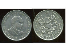 KENYA 50 cent 1980