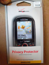 Factory Sealed 18 Packs with Screen Protectors Fits Sansung Intensity U450