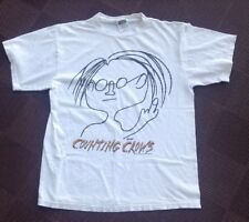 Vintage Counting Crows T Shirt  Recovering The Satellites  Finger  Sz Lg