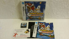 Jeu Vidéo Sonic Rush Adventure DS / LITE DSI XL 3DS GBA VF Sega Saturn