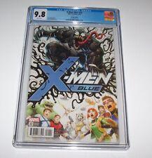 X-Men Blue #22 - CGC NM/MT 9.8 - Marvel Modern Age Nakamaya 1:50 variant issue