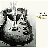 Grant Nicholas (Feeder) - Yorktown Heights (2014)  CD  NEW/SEALED  SPEEDYPOST