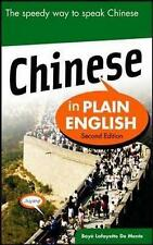 Chinese in Plain English, Second Edition (In Plain English)-ExLibrary