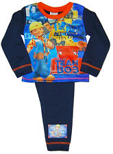 Bob The Builder Pyjamas. Ages 12 Months to 4 Years