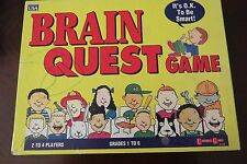Brain Quest Educational Board Game Grades 1 to 6 University Games