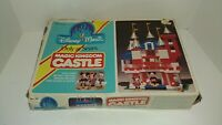 DISNEY MAGIC Magic Kingdom Castle Sears 1988 Lego Building Set Vintage Mickey