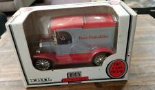 Vintage Ertl # 9536 1913 Ford Model T Van Ben Franklin Stores