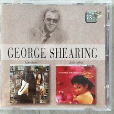 GEORGE SHEARING: Latin Lace / Latin Affair (UK CD EMI 538411 2 / neu)
