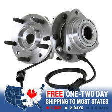 2 Front Wheel Hub Bearing Assembly For S10 Blazer Pickup Envoy S15 Sonoma Pickup