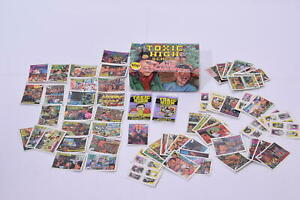 Welcome To Toxic High Cards- Toxic High School 1991 Topps Trading Cards Bundle