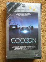 VHS Video Kassette Cocoon Sie Kommen Von Einem Anderen Stern Don Ameche Neu OVP