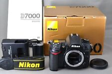 =N.Mint= Nikon D7000 16.2 MP Digital SLR Camera Body , Shots only 13.2k *220