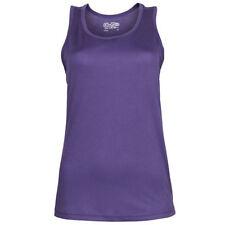 Abbigliamento sportivo da donna viola poliestere , Taglia XL