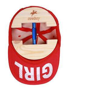 Cowboy Hat Stretcher Hat Jack Two Sizes Available for Adult Leather Hats Caps