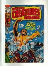 Where Creatures Roam #6  - Marvel 1971  VF