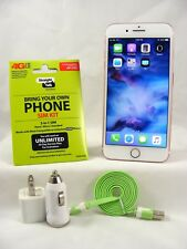 Apple iPhone 7 Plus - 32GB-Gold (AT&T/Straight Talk Activation SIM card) & More