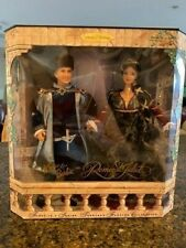 Ken And Barbie As Romeo And Juliet Limited Edition Nib Collector