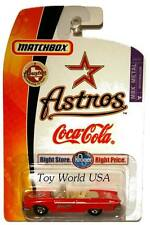 2006 Matchbox Houston Astros '61 Dodge Dart Phoenix Coca-Cola Very Rare !