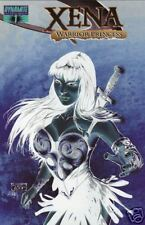 Xena Warrior Princess (AR) # 1 Billy tan negativos Variant 1:35
