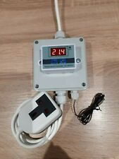 10A  2KW HEATER THERMOSTAT GROW ROOM /TENT /GREENHOUSE /CARAVAN (NEW LISTING)