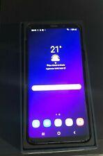 SAMSUNG GALAXY S9+ PLUS  64GB Midnight Black NERO NO garanzia   leggi annuncio