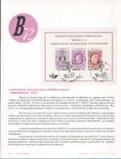 FA15 Editions Frisch  BELGICA 72  cachet Farciennes