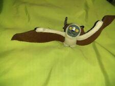 "McDonalds Avatar Movie The Last Airbender MOMO LEMUR 4"" Plush Stuffed Animal Toy"