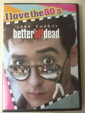 Better Off Dead Dvd 2008 I Love the 80s Widescreen Edition John Cusack ��
