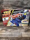 New TRIX TRUX Monster Truck, That Flip, Climb And Zip Line - Ships Free!