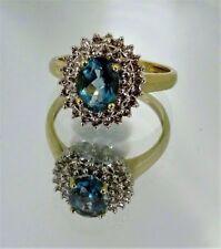Unbranded Oval Fine Diamond Rings