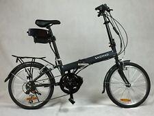48v1000w Mid Drive Nomad Folding Fold Up Electric Bike Bicycle 11.6AhPanasonic