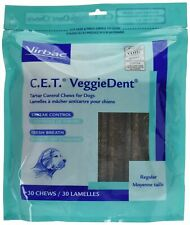Virbac C.E.T. VeggieDent Chews Regular Pack (90033)