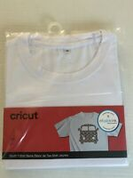 Cricut Youth T-Shirt Blank Medium Compatible w/Infusible Ink Free Shipping