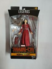 Marvel Legends Shang-Chi and the Legend Of The Ten Rings KATY Hasbro 6?
