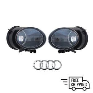 AUDI TT 2006 - 2014 Fog Driving Light Lamp PAIR (Left + Right) NEW